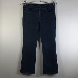 Bandolino Denim Bootcut Women's Blue Jeans 10P